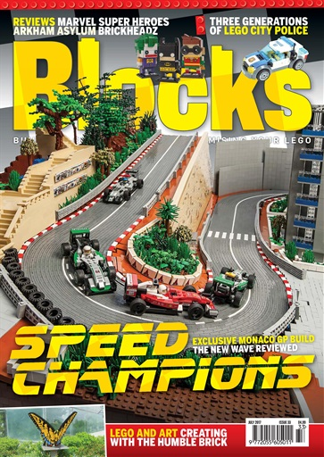 Blocks Magazine Preview