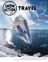 Snow Action issue Snow Travel Bible 6
