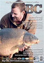 Big Carp 252 issue Big Carp 252