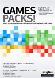 Games Pack 2 issue Games Pack 2