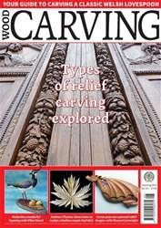 Woodcarving issue July August 2017