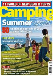 Camping Summer issue Camping Summer