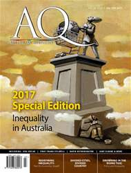 AQ: Australian Quarterly 88.3 issue AQ: Australian Quarterly 88.3