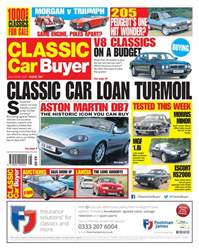 No. 387 Classic Car Loan Turmoil issue No. 387 Classic Car Loan Turmoil