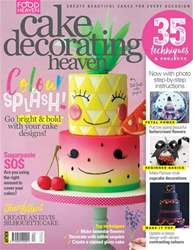 Cake Decorating Heaven July/August issue Cake Decorating Heaven July/August