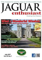 Vol. 33 No. 7 What a Wonderful Windsor issue Vol. 33 No. 7 What a Wonderful Windsor