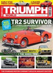 No. 167 TR2 Survivor issue No. 167 TR2 Survivor