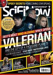 SciFiNow issue Issue 134