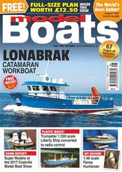 Model Boats Magazine Cover