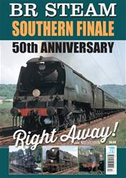 BR Steam: Southern Finale issue BR Steam: Southern Finale
