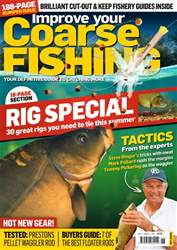 Improve Your Coarse Fishing issue Improve Your Coarse Fishing