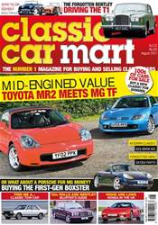 Vol. 23 No. 9 Mid-Engined Value issue Vol. 23 No. 9 Mid-Engined Value