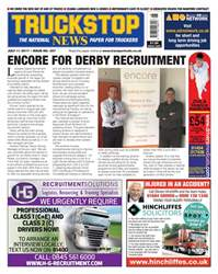 Issue no. 397 - Encore for Derby Recruitment issue Issue no. 397 - Encore for Derby Recruitment