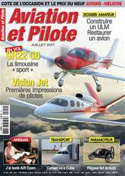 Aviation et Pilote issue Juillet 2017