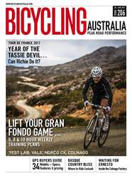 Bicycling Australia July-August 2017 issue Bicycling Australia July-August 2017