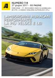 Automoto.it Magazine N. 114 issue Automoto.it Magazine N. 114
