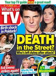 What's on TV issue 1st July 2017