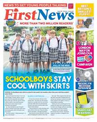 First News Issue 576 issue First News Issue 576