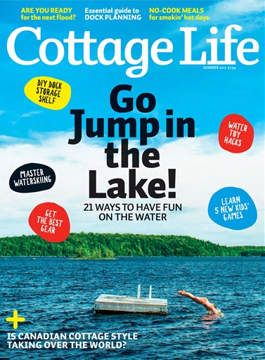 Outstanding Cottage Life Magazine Home Interior And Landscaping Ologienasavecom