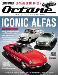 Octane issue August 2017