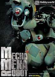 MECHA MEKA ROBOT issue MECHA MEKA ROBOT