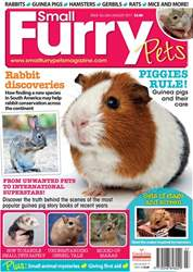 Small Furry Pets issue Jul/Aug 2017