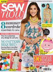 Sew Now 10 issue Sew Now 10