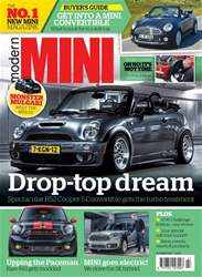 Modern Mini Magazine Cover