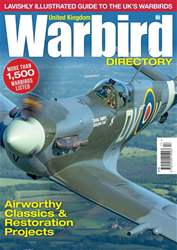 UK Warbird Directory 2017 issue UK Warbird Directory 2017