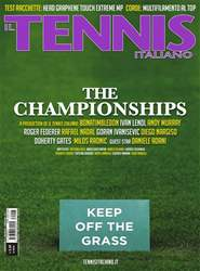 Tennis Italiano 7 2017 issue Tennis Italiano 7 2017
