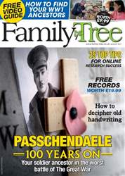 Family Tree August 2017 issue Family Tree August 2017