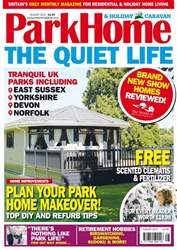 Park Home & Holiday Caravan issue No. 689 The Quiet Life