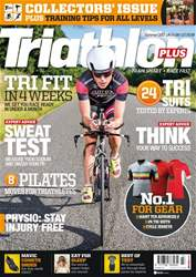Triathlon Plus issue No. 105 Tri Ft in 4 Weeks