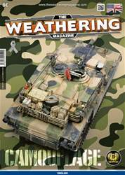 THE WEATHERING MAGAZINE ISSUE 20 CAMOUFLAGE issue THE WEATHERING MAGAZINE ISSUE 20 CAMOUFLAGE