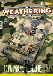 The Weathering Magazine Spanish Version issue THE WEATHERING MAGAZINE 20 CAMUFLAJES