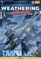 THE WEATHERING  AIRCRAFT ISSUE 6 CAMUFLAJE issue THE WEATHERING  AIRCRAFT ISSUE 6 CAMUFLAJE