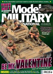 Model Military International issue 136 August 2017