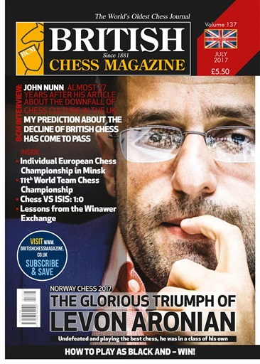 British Chess Magazine Digital Issue