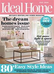 Ideal Home issue Ideal Home