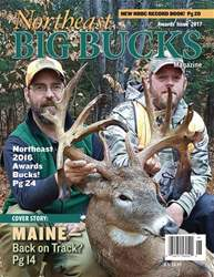 Northeast Big Bucks, Awards 2017 Issue issue Northeast Big Bucks, Awards 2017 Issue