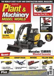 Plant & Machinery Model World issue Jul / Aug 2017