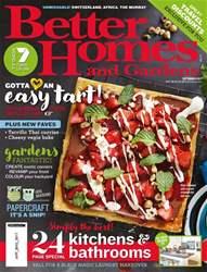 Better Homes and Gardens Australia issue September 2017