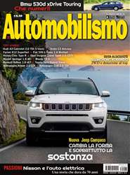 Automobilismo  7 2017 issue Automobilismo  7 2017