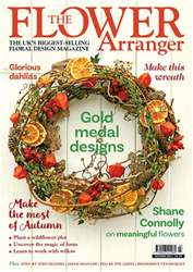The Flower Arranger issue Autumn 17
