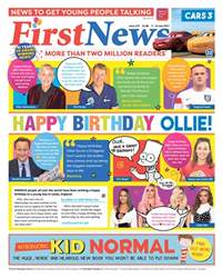First News Issue 577 issue First News Issue 577