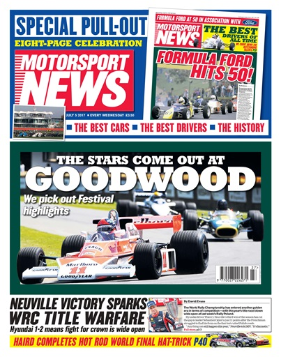 Motorsport News Digital Issue