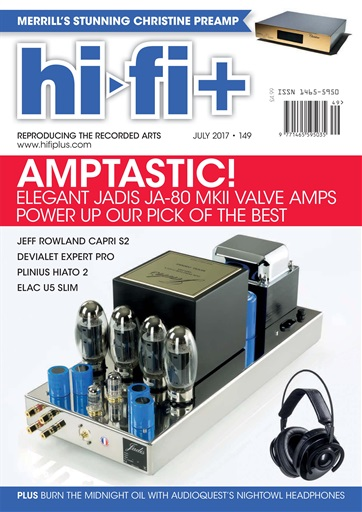 Hi-Fi Plus Digital Issue