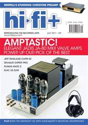 Hi-Fi Plus Magazine Cover