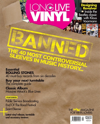 Long Live Vinyl Digital Issue