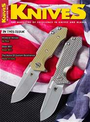 30 Knives International issue 30 Knives International
